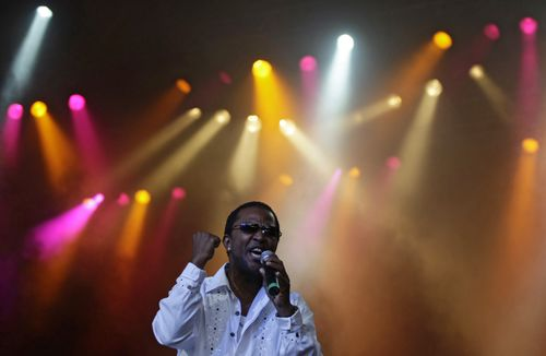 Kool and the gang reuters