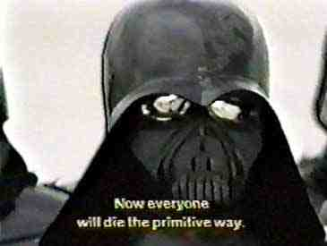 Darth Vader Chusco