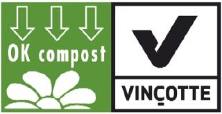 """El sello """"OK compost"""" es para materiales que vayan a ir a una planta de compostaje."""