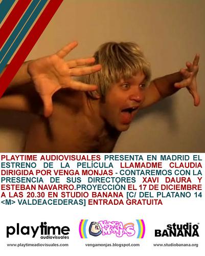 Venga Monjas Madrid