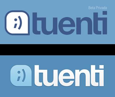Cambio logo y diseño en Tuenti