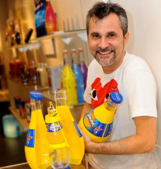 Fabrice Peltier asegura haber creado 10.000 embalajes en los últimos 50 años.