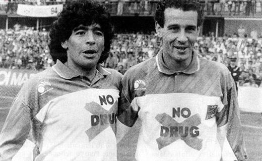 Maradona-alberto