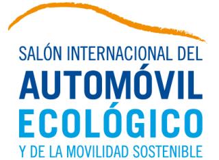 Logo del salón de automóviles que se celebra estos días en Madrid