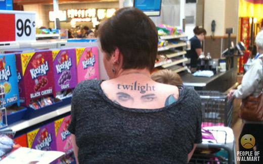Walmart crepusculo
