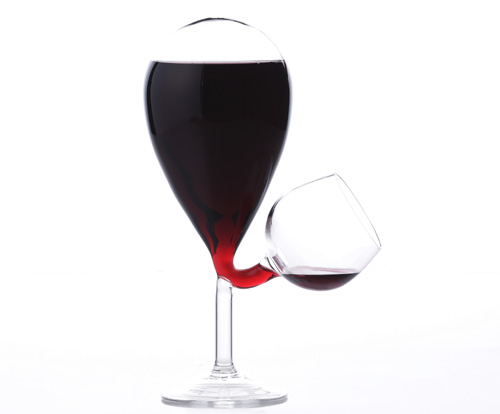 Copa-vino-autorrellenable