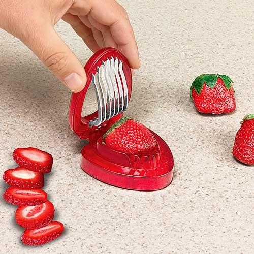 Cortador de fresas