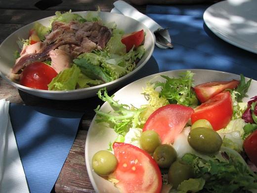 Restaurante bellavista barcelona