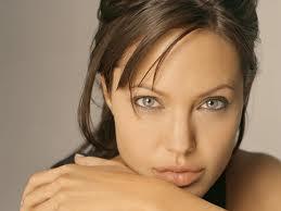 La actriz norteamericana Angelina Jolie