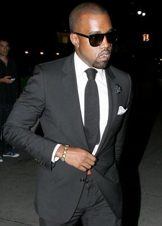 Kanye West Rosewood Movement, Dior Homme, 2