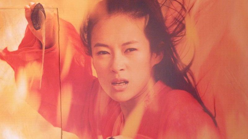 Zhang Ziyi-Hero