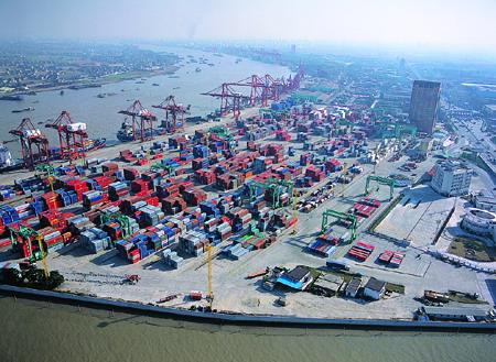 Puerto shanghai 3