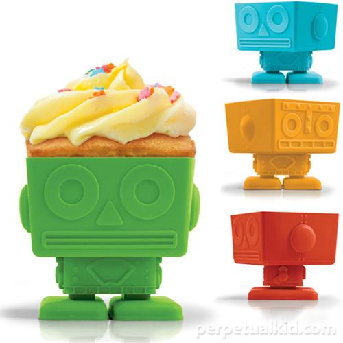 Moldes robot