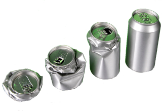 Lata de aluminio de Ball Packaging
