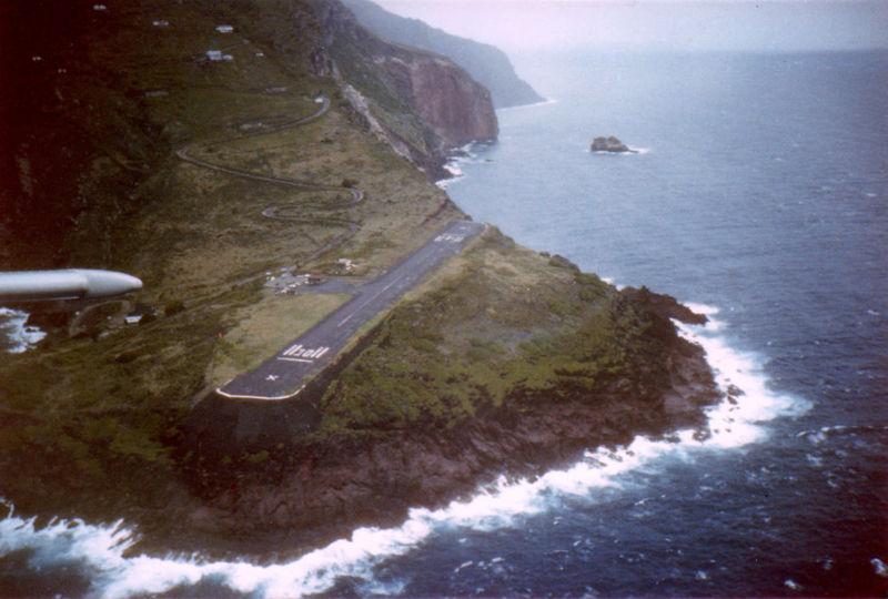 Aeropuerto Islas Marshall