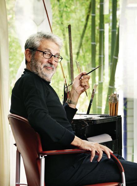 El arquitecto Óscar Tusquets