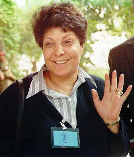 La palestina Leila Jaled
