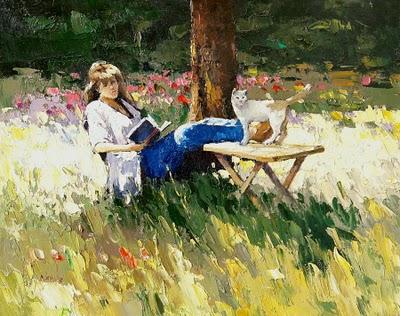La lectora - Alexi Zaitsev