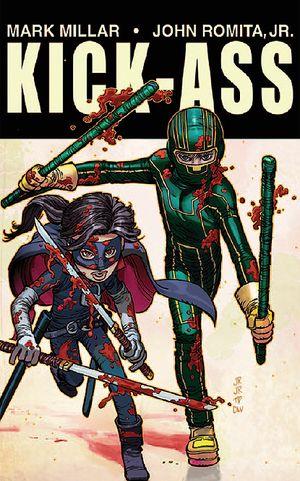 Portada_comic_Kick_Ass_creado_guionista_Mark_Millar_dibujante_John_Romita_Jr
