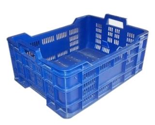 Caja de plástico de uso agrícola de mantenipal.com.