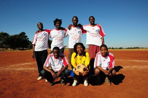 Swazi's HIV Conquerors-