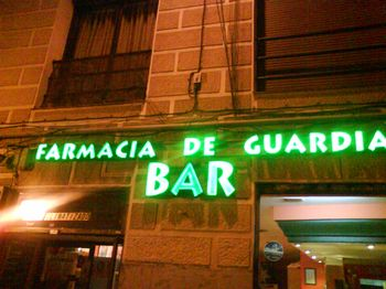 BAR DE GUARDIA MICROGRAFIAS