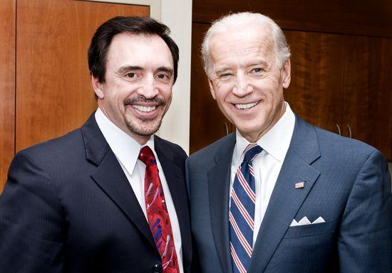 Joe Biden and tony