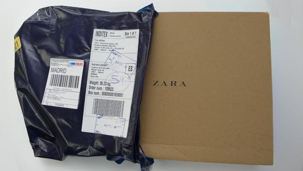 504e14f787 Así empezaba hace dos días la entrada sobre el lanzamiento de la tienda  online de Zara. Me permito repetir fórmula para terminar con el relato de  la ...