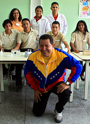 Hugo chavez300