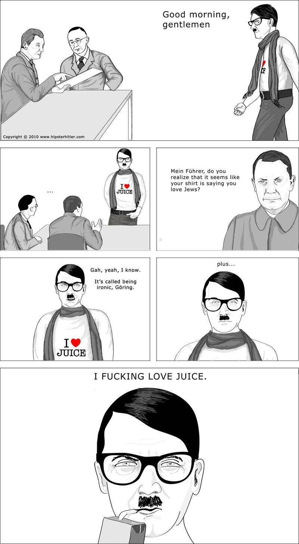 Hipsterhitler