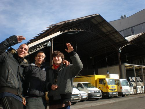 Oriol y sus amigos
