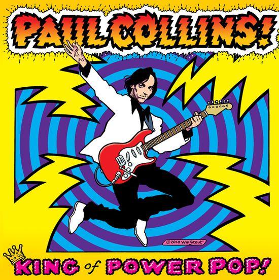 PaulCollinsKingofPowerPop