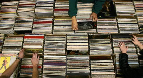 Discos, discos, discos...