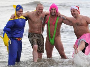 Boxing day dips