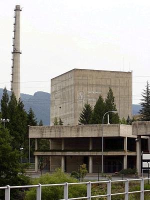 La central nuclear de Garoña (Foto: EFE)