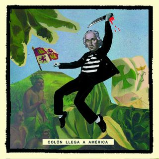 Colon llega a america