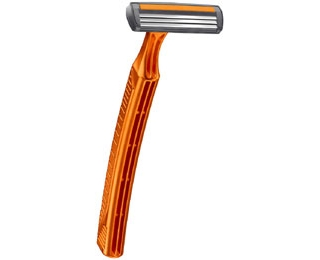Maquinilla de afeitar de Bic