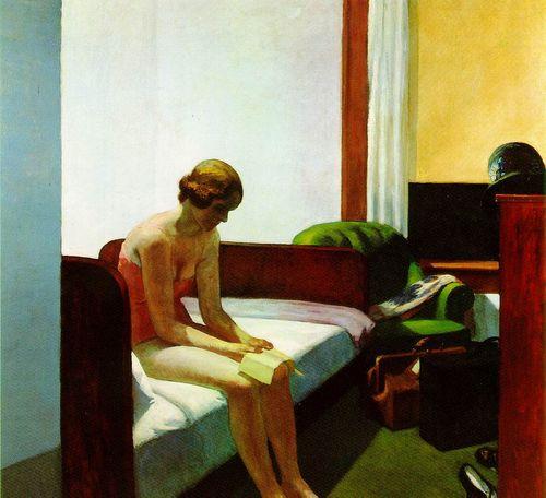 Hopperhabitaciondehotel