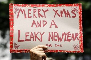 Leaky new year