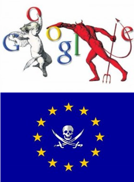 Google Vs UE