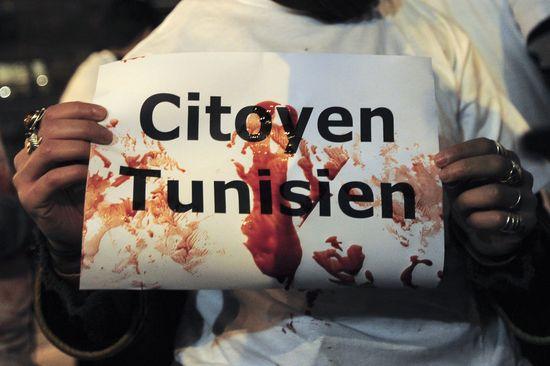 Ciudadano tunecino