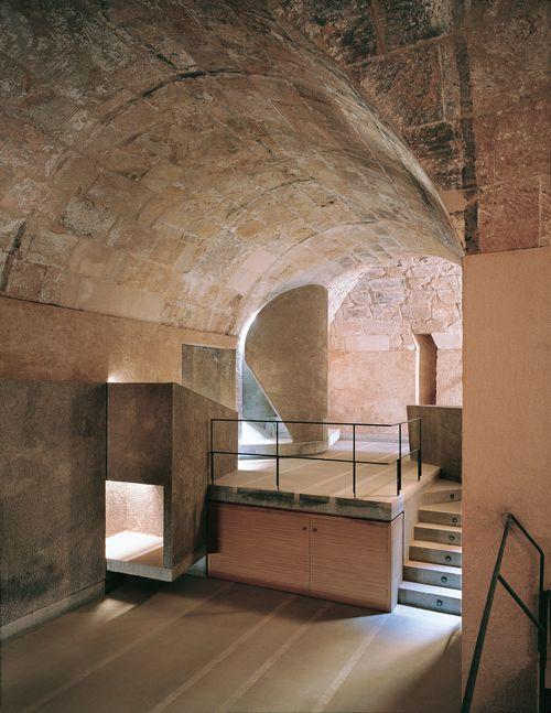 Museo de los Molinos en Palma. Foto Duccio Malagamba