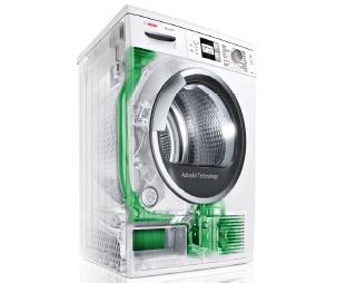 Una secadora de bomba de calor