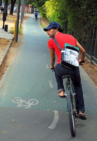 Sevilla Cycle Chic. Foto: Juan Manuel Ureña