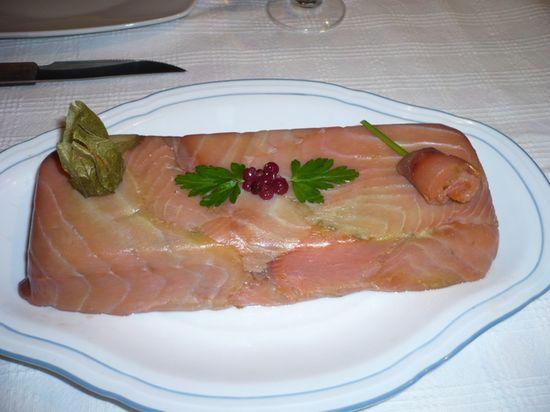 Tarrina salmon aguacate
