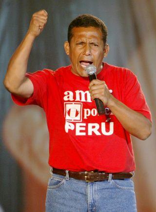 Ollanta Humala (Foto: Reuters)