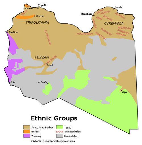 Libya_ethnic