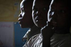 Alumnos Congo
