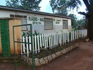 Front radio wa