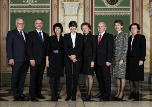 El Consejo Federal Suizo